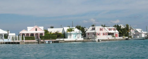 Spanish Wells Bahamas harbour cottages 2