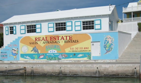 Spanish Wells Bahamas real estate office