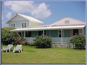 Turtle Cove eco friendly vacation rentals North Eleuthera