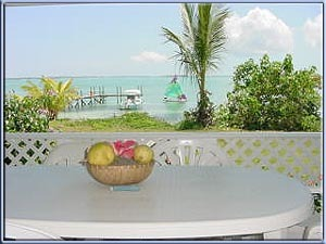 North Eleuthera Bahamas eco vacation villa rental nude beach