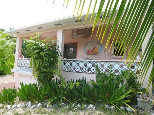 Spanish Wells Bahamas beach vacation rentals cottage boat for rent