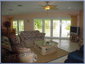 Spanish Wells Bahamas villa rental Sea Blue