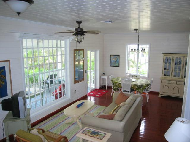 Spanish Wells Bahamas Palmetto Cottage for rent