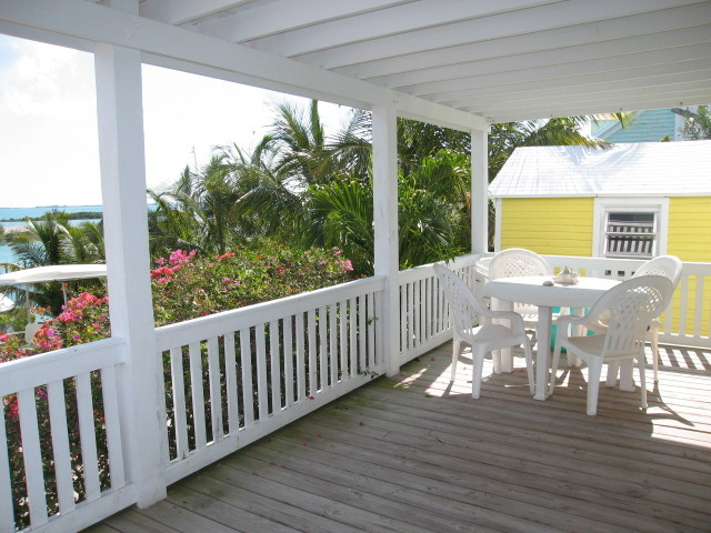 Spanish WElls Bahamas cottages for rent