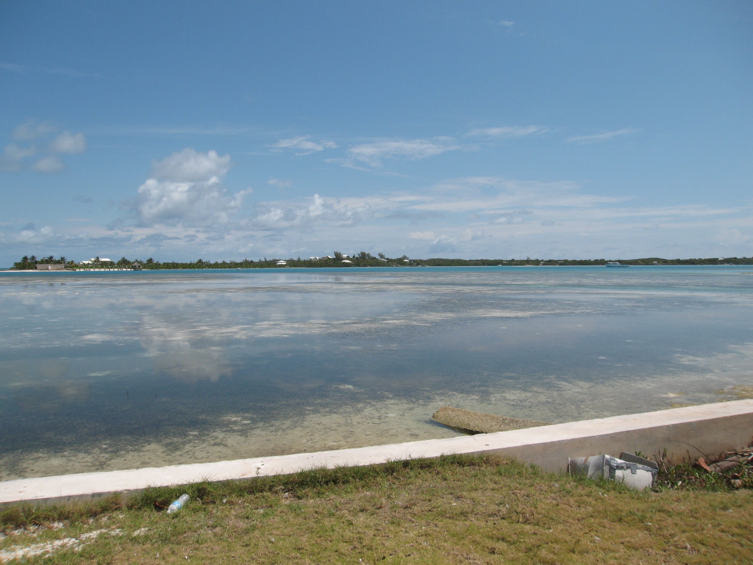 Spanish Wells Bahamas ocean front real estate
