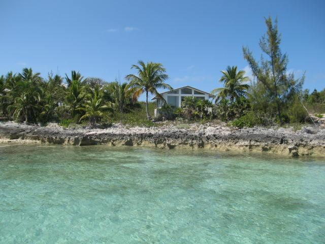 Eleuthera Bahamas Waterfront Cottage For Sale