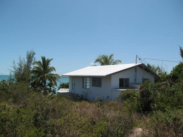 Eleuthera Bahamas fixer upper cottage for sale