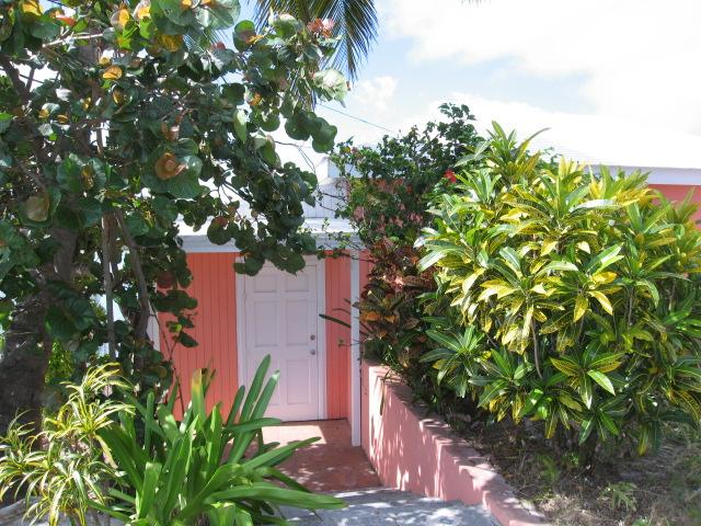 Habour front home for sale Spanish Wells Eleuthera Bahamas
