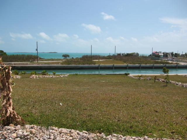 Bahamas canal real estate sales