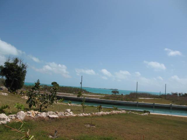 Canal front real estate for sale Bahamas