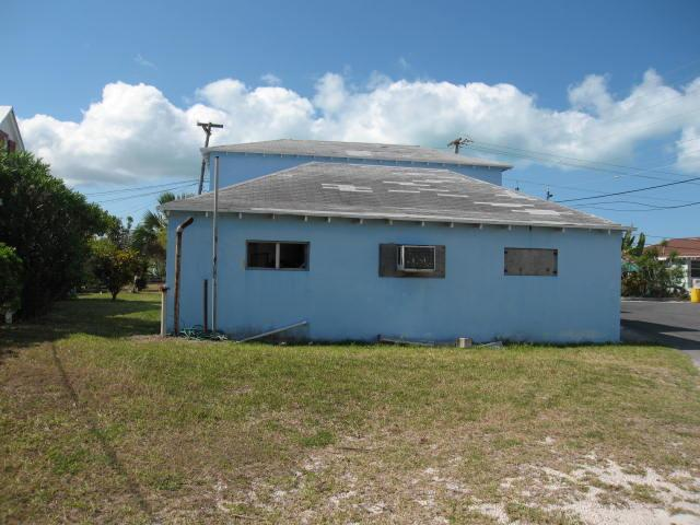 Spanish Wells Bahamas commercial residential mix use real estate