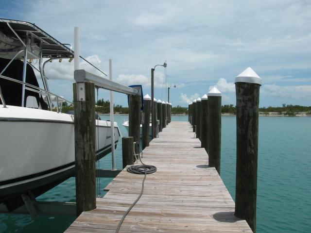 bahamas docks for sale