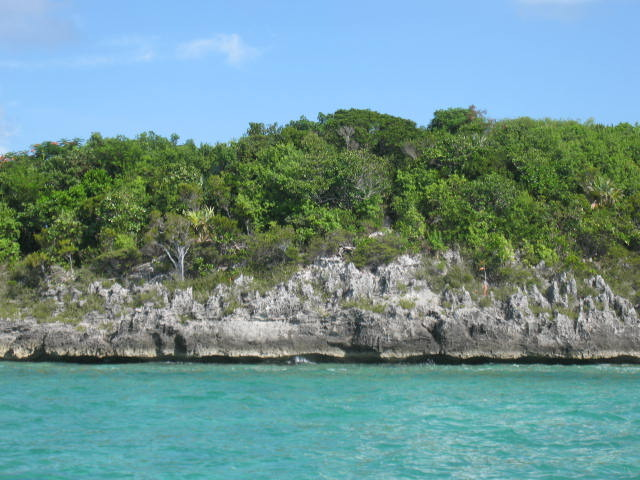 Russell Island Bahamas lots for sale