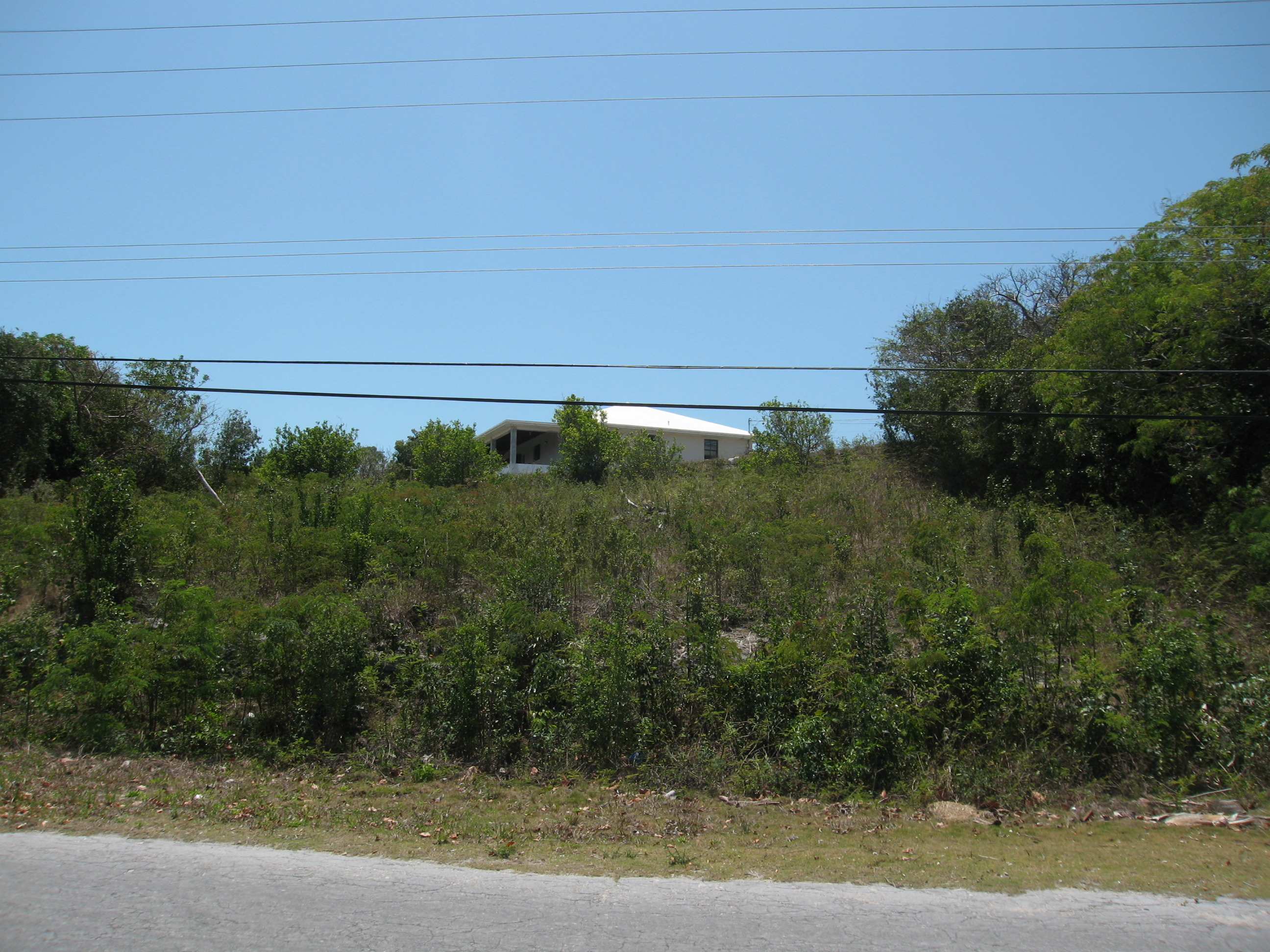 Harbour view lots for sale Russell Island Bahamas