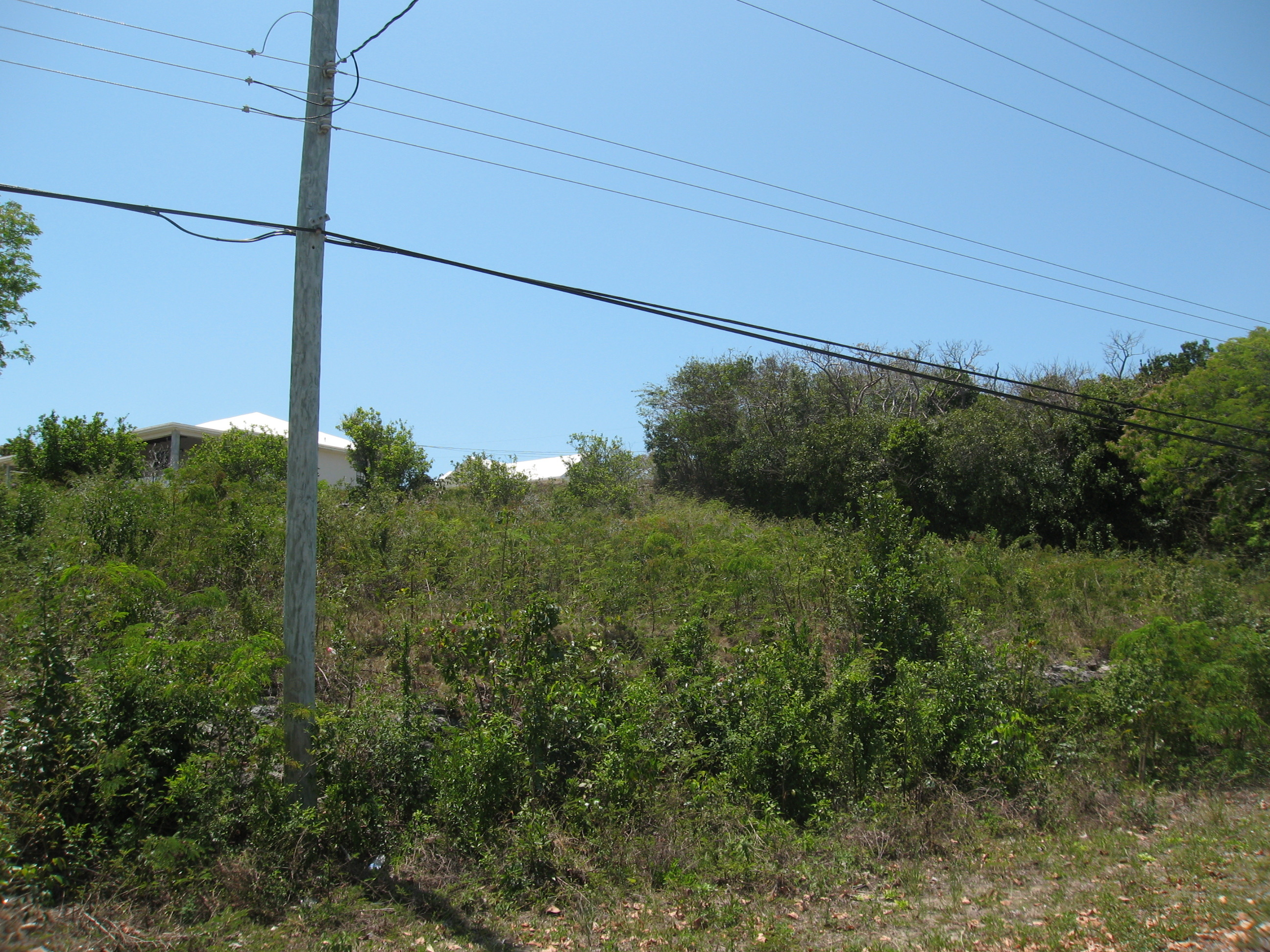 Water view lots for sale Russell Island Bahamas