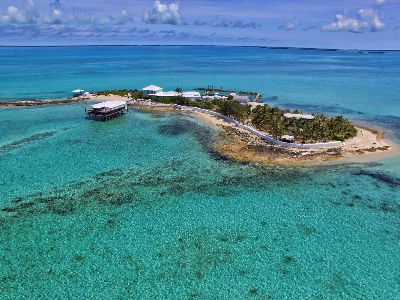 Lobster Island North Eleuthera Bahamas for sale