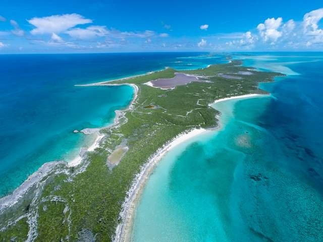 Exuma Cays, Bahamas Spectabilis Island for sale : Private