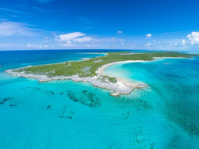 Private secluded islands for sale in The Bahamas