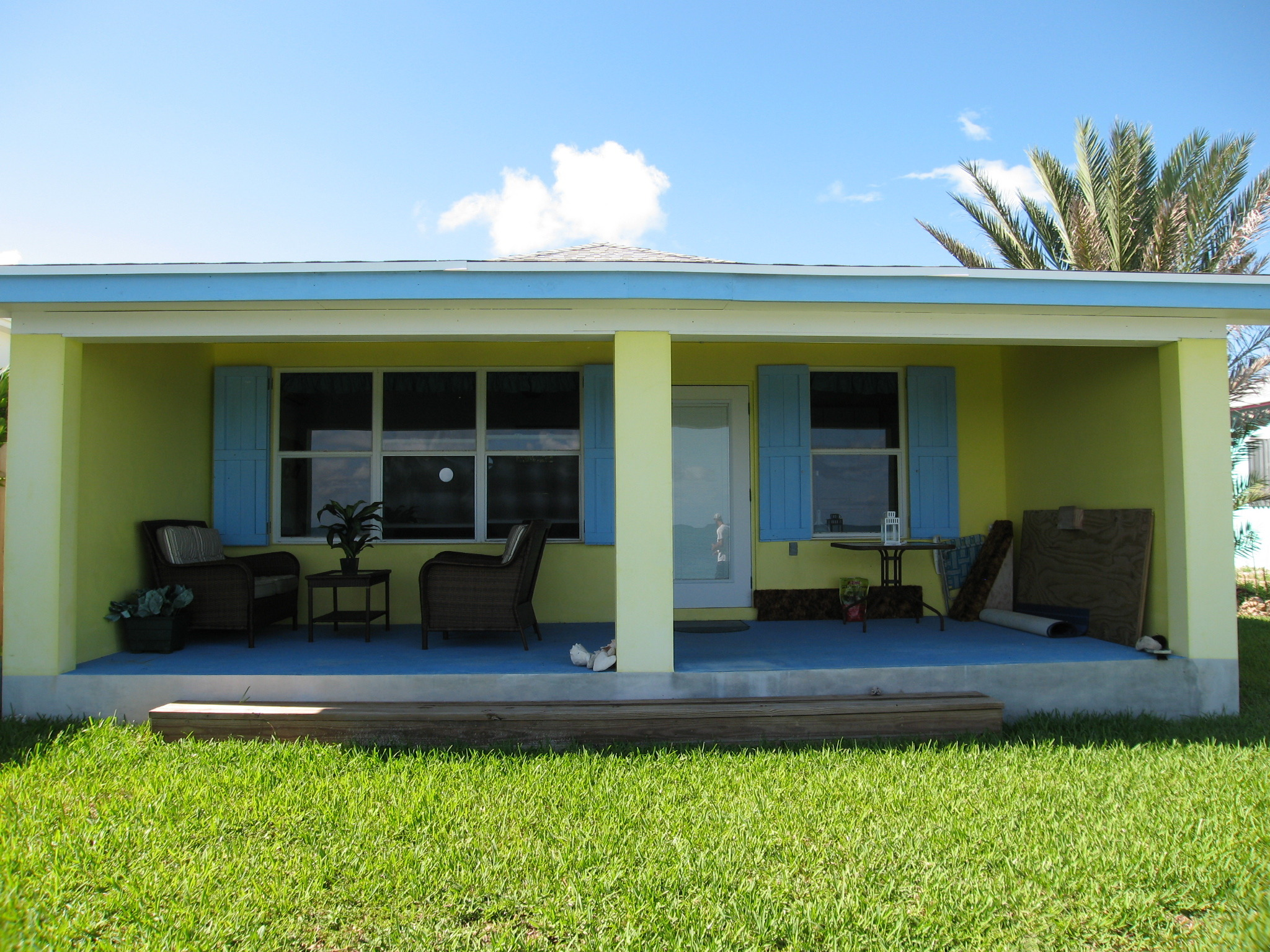 Russell Island Bahamas oceanfront homes for sale