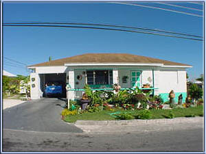 Bahamas island house for sale